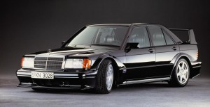 Mercedes Benz 190E 2.5-16 Evolution II