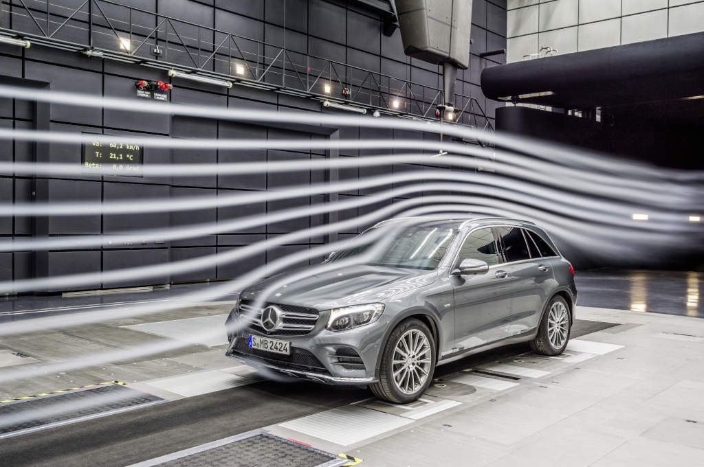 Mercedes-Benz GLC (X 253) 2015
